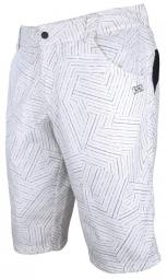 IXS 2012 Short KAMLOOPS MTB Blanc