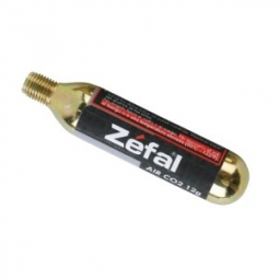 Cartucho de CO2 ZEFAL roscado 12 g
