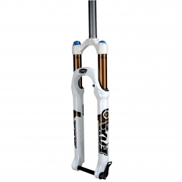 2012 Fork FOX 32 FLOAT 120 RLC Fit Factory'' 15mm 1 1/8 White