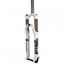 FOX 2012 Fourche 32 FLOAT 120 RLC Fit Factory 15mm 1´´1/8 Blanc