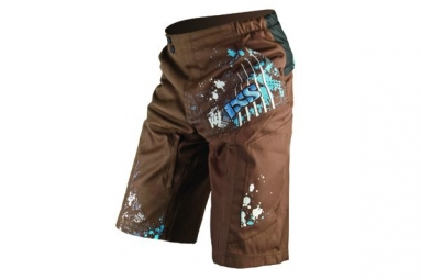IXS 2012 Short CRANK-IT-UP DH Brun