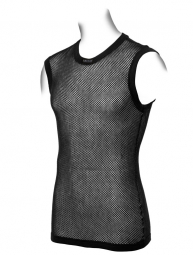 BRYNJE Maillot Sans Manches THERMO Noir