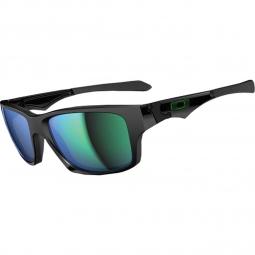 oakley lunettes jupiter squared noir vert iridium ref oo9135 05