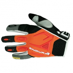 endura paire de gants mt500 orange s
