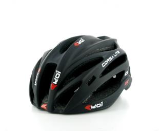 EKOI Road Helmet CORSA LITE RECORD MAT BLACK Size 51/54 cm