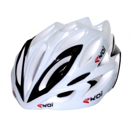 EKOI Road Helmet 999 WHITE / BLACK