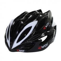 EKOI Road Helmet 999 BLACK / WHITE