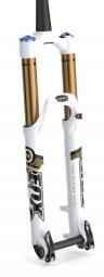 FOX RACING SHOX Fourche 26'' 34 FLOAT FACTORY CTD ADJ FIT 160mm Conique 15mm Blanc