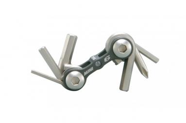 TOPEAK Multi Outils MINI (6 outils)