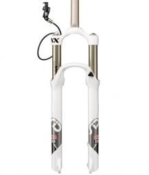 ROCKSHOX 2012 SID XX fork 100mm 9mm Conical + XLOC White 29''
