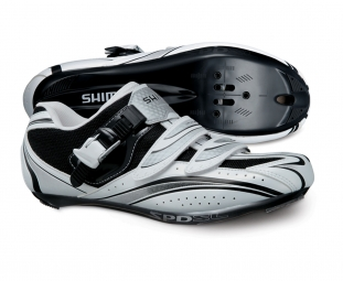 Chaussures Route Shimano R087 Blanc