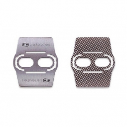 CRANKBROTHERS Shoe Shields in blocks (pair)