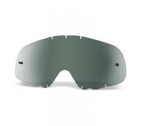 oakley ecran de rechange crowbar mx darkgrey ref 01 389