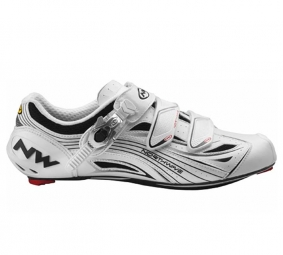Chaussures Route Northwave TYPHOON EVO SBS Blanc