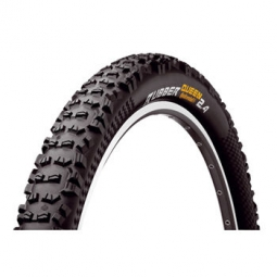 CONTINENTAL Pneu RUBBER QUEEN 26x2.40 Apex Tubeless Black Chili Souple