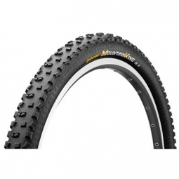 Continental Pneu Mountain King 26x2.40 Souple UST Tubless