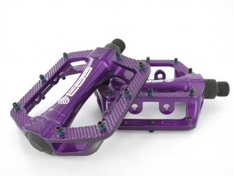 SB3 Pédales FAST Purple Aluminium