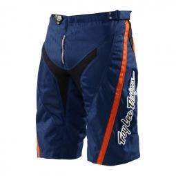 TROY LEE DESIGN Short SPRINT Bleu Orange
