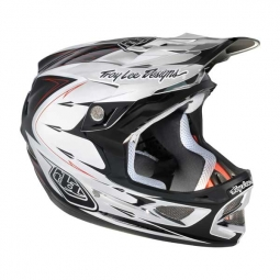 Casco integral Troy Lee Designs PALMER CHROME 2013 Cromo