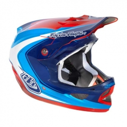 TROY LEE DESIGN 2013 D3 Helmet Blue MIRAGE