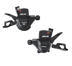 paire de commandes shimano slx sl m670 3x10v noir