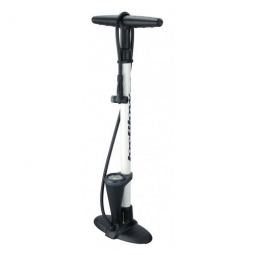 Floor Pump TOPEAK JOE BLOW MAX HP White