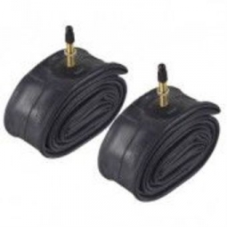 Hutchinson Set of 2 Butyl Inner Tube 27.5x1.70-2.35 Presta