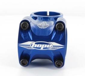 HOPE Potence DH FR 0 ° OS Bleu