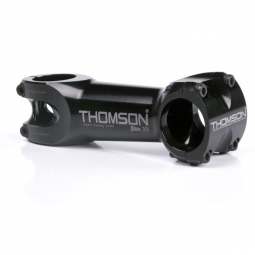 THOMSON Elite X4 Stem 0 ° Black