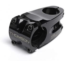 Attacco manubrio THOMSON Elite X4 0° Nero