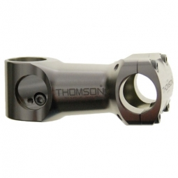 THOMSON Elite X4 Stem 0 ° Silver