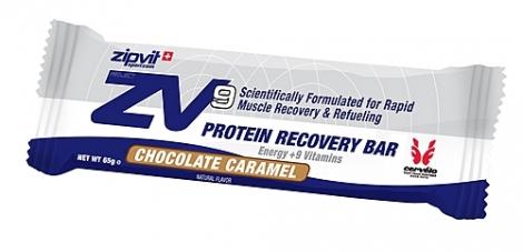ZIPVIT ZV9 Barre protéinée Chocolat Caramel 65 gr