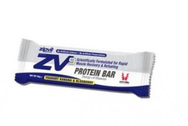 ZIPVIT ZV9 Barre protéinée Yaourt Banane Myrtille 65 gr