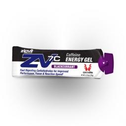 ZIPVIT Gel énergétique à la caféine Cassis 60 ml
