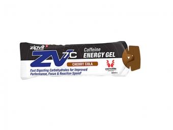 ZIPVIT Gel énergétique à la caféine Cola Cerise 60ml