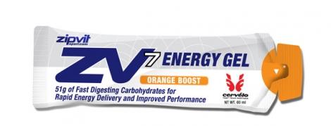ZIPVIT ZV7 Gel énergétique Orange 60 ml