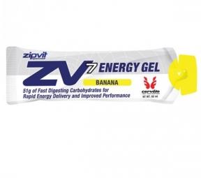 ZIPVIT ZV7 Gel énergétique Banane 60 ml