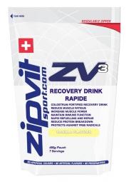 ZIPVIT ZV3 Boisson de récupération rapide Vanille 490 gr