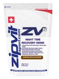 ZIPVIT ZV5 Boisson de récupération du soir Chocolat 464 gr