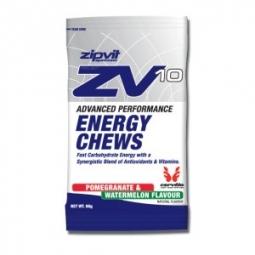 ZIPVIT ZV10 bonbons énergétiques à mâcher Pasteque Grenade