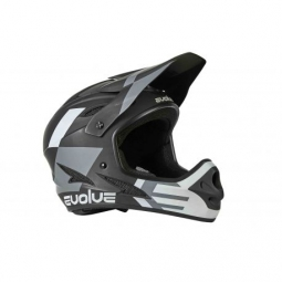 CASQUE EVOLVE STORM MATTE BLACK