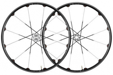 Wheelset CRANK BROTHERS IODINE 2 9/15 mm Black