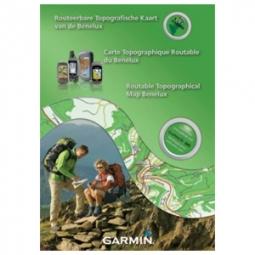 GARMIN DVD TOPO Belgique et Luxembourg