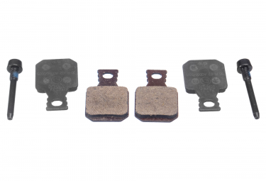 Magura 8.P Performance Brake Pads for MT 4 pistons (x2 pairs)