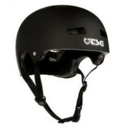 TSG Casque Bol Evolution Solid Black L/XL