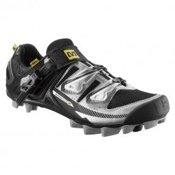 Chaussures VTT Mavic Tempo 2013 Gris jaune Noir
