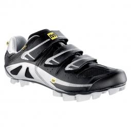 Chaussures VTT Mavic Pulse 2013 Noir Gris