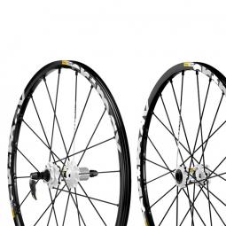 2013 Mavic Crossmax ST Disc Wheelset 6 TR 26'' 15mm F + R 9/12mm