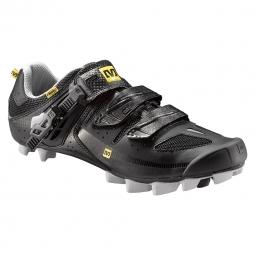 Chaussures VTT Mavic Rush 2013 Noir Gris
