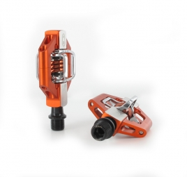crankbrothers paire de pedales candy 2 orange